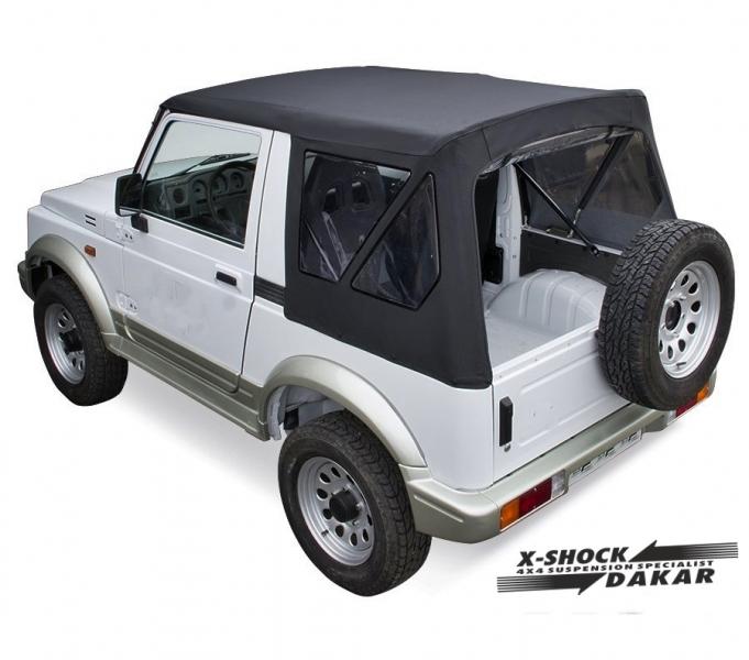 Classic Soft top Suzuki Samurai