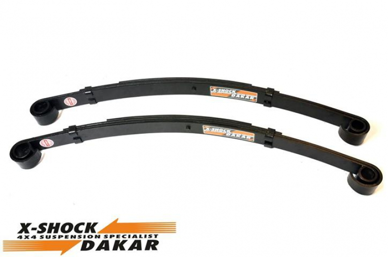 LEAF SPRING SET front MEDIUM SAMURAI