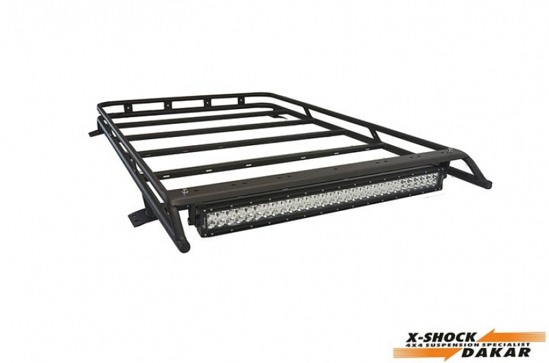 Roof-rack XL with LED bar suzuki jimny