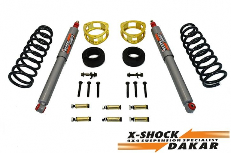Suzuki Grand Vitara Suspension lift kit +50mm