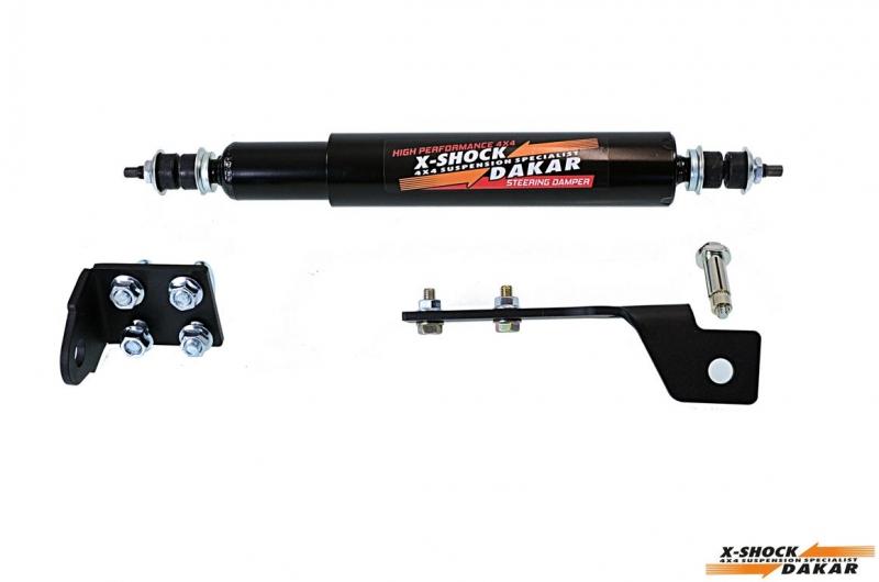 "Suzuki Jimny Steering stabilizer kit lift 2-3"""