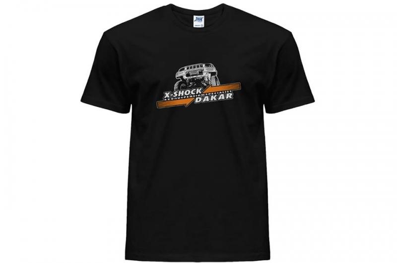 XshockDakar Tshirt