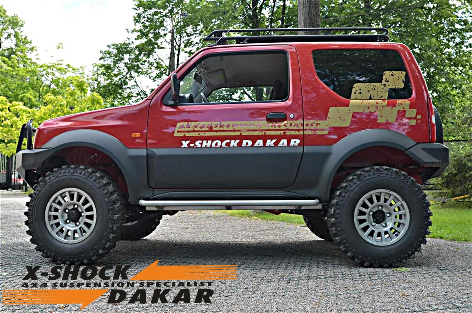 suzuki  jimny suspension 14