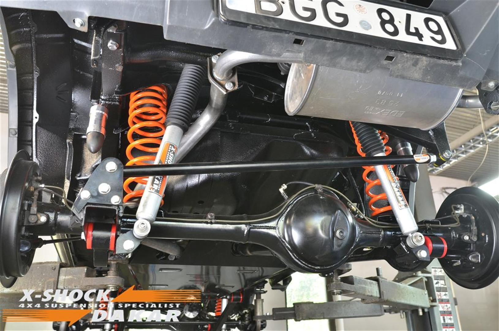 suzuki  jimny suspension 15