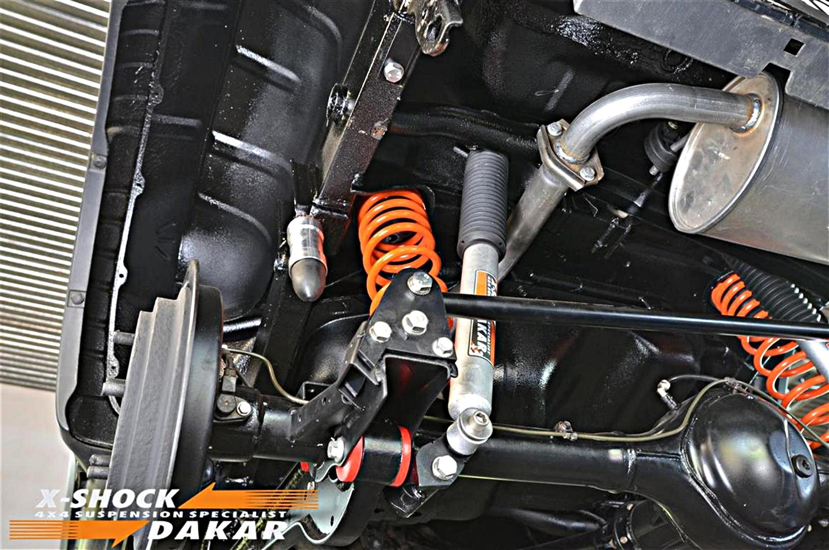 suzuki  jimny suspension 16