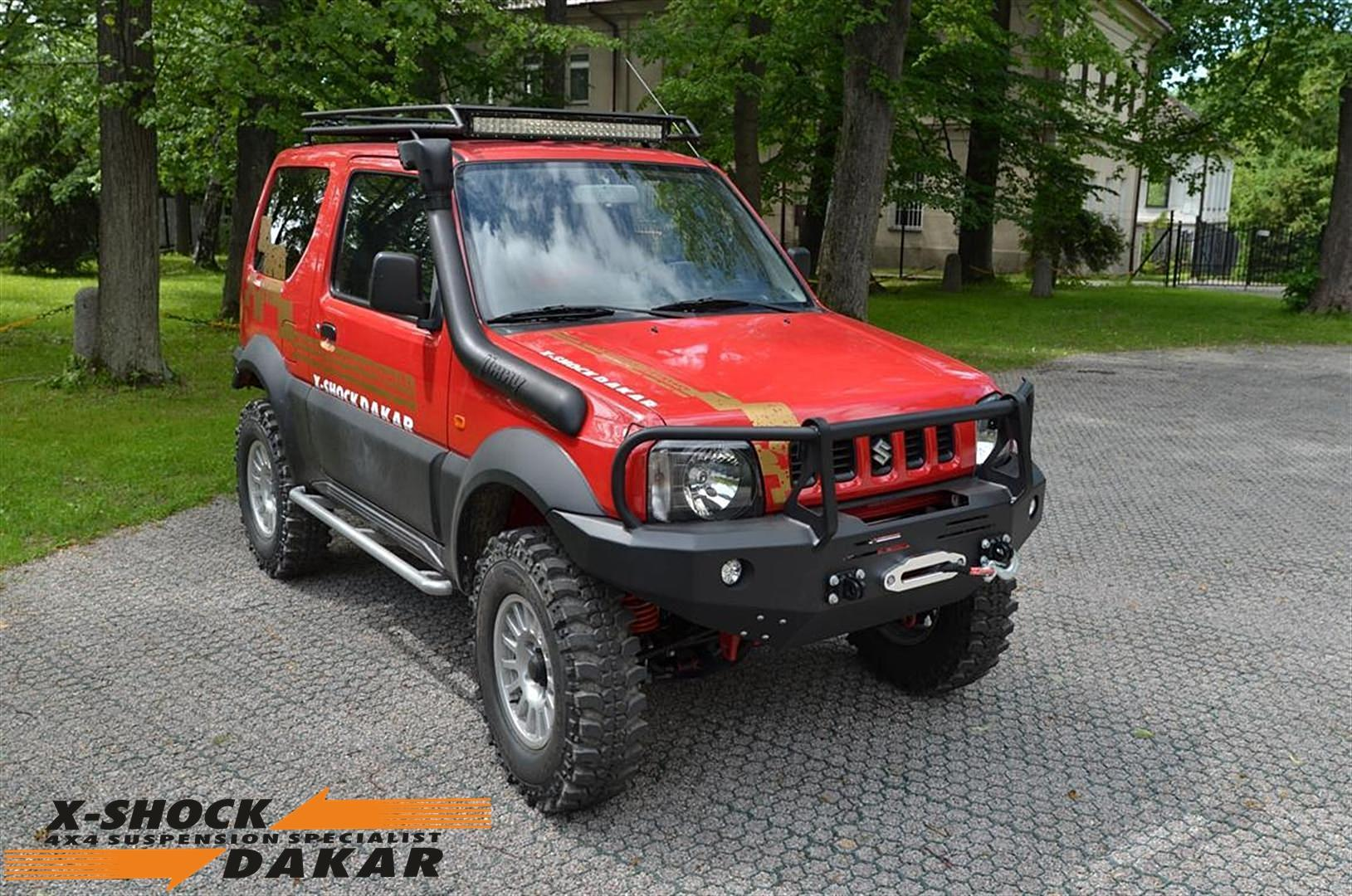 suzuki  jimny suspension 19