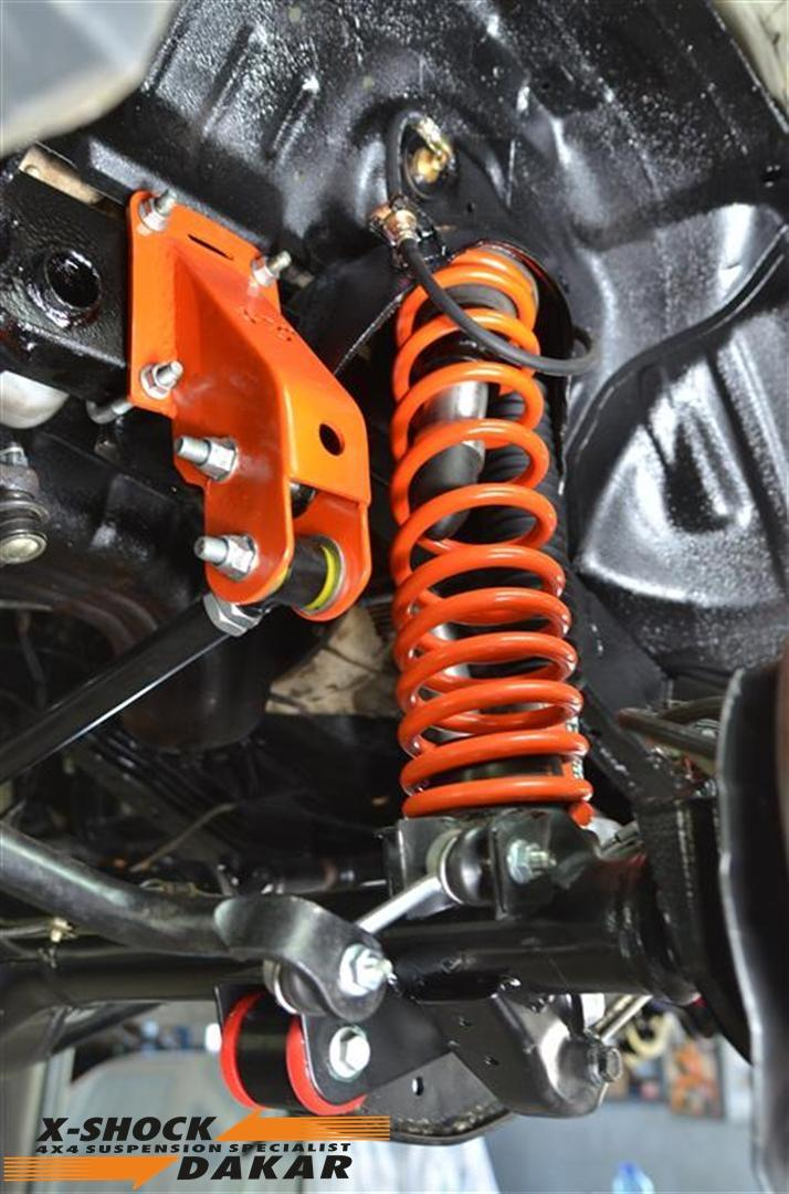 suzuki  jimny suspension 2