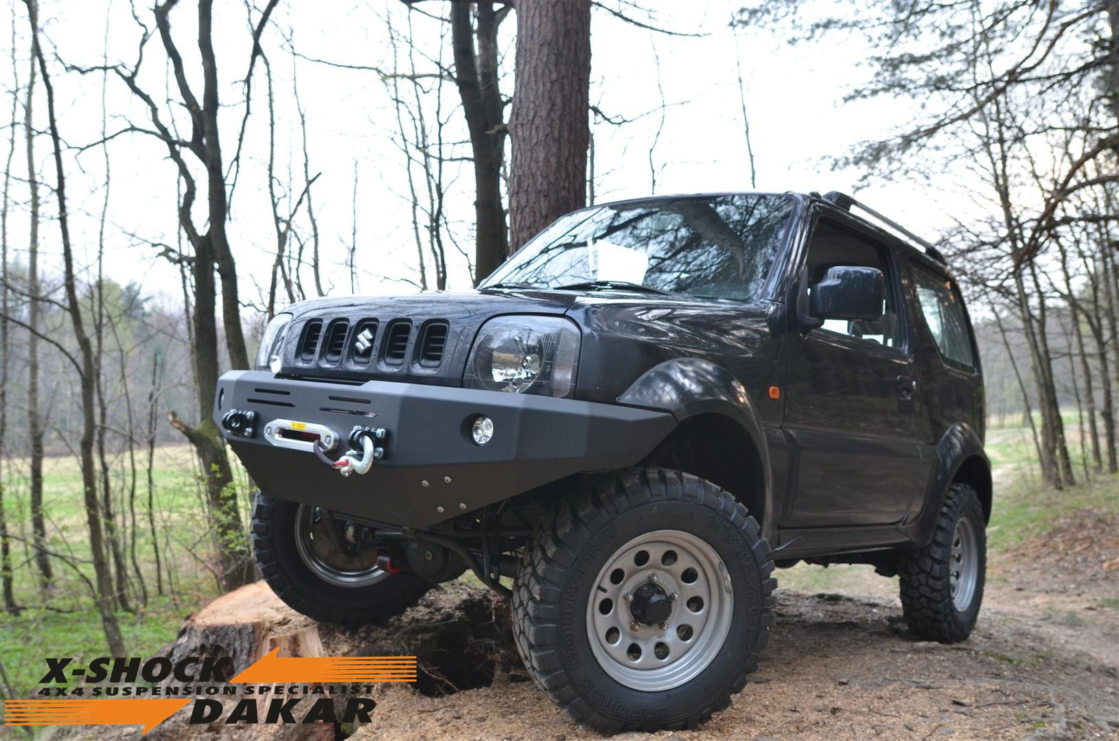 suzuki  jimny suspension 20