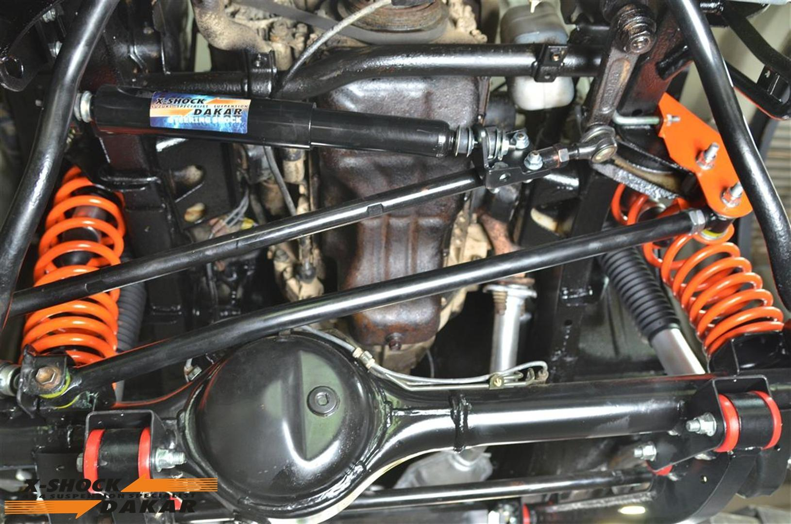 suzuki  jimny suspension 3